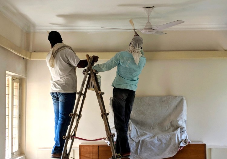 house painting summer season