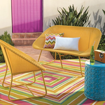 acapulco chair orange songs from the big spring fever: new modern outdoor furniture | austin interior design by room fu knockout interiors