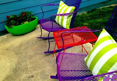 Outdoor Furniture Rental Austin Tx