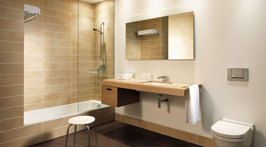 Luxury Hotel Bathrooms & Washrooms By Room H2o