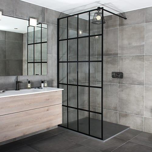 Black Framed Shower Doors Uk Galleryimage Co