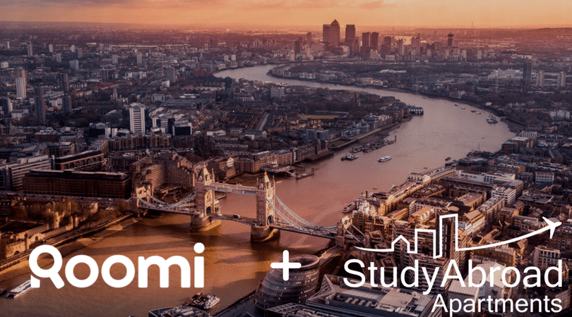 Roomi Acquires Study Abroad Apartments