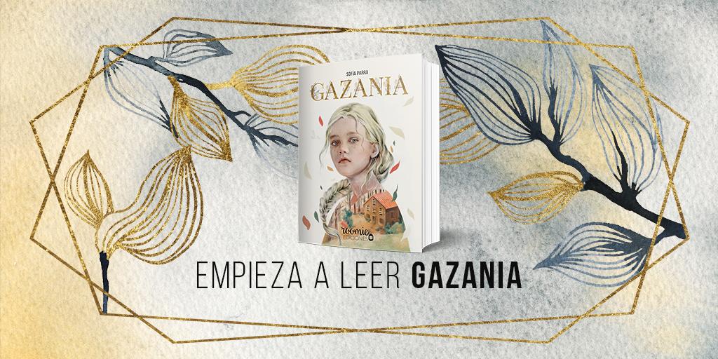 Empieza a leer Gazania
