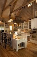 20+ brilliant Rustic Farmhouse Kitchen Island Ideas   Page ...