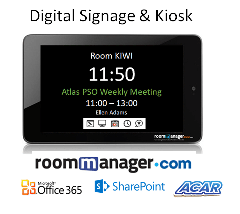 Office 365 Meeting Room Scheduling And Booking  Room Manager