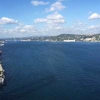 Переплыть Босфор - реально: часть 1