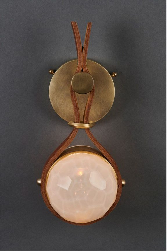 Geode Wall Sconce 2