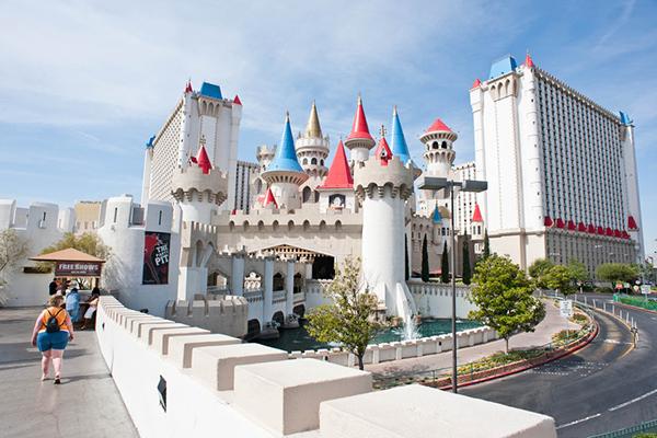 289 Las Vegas 4 Days Excalibur Hotel Valentines Day