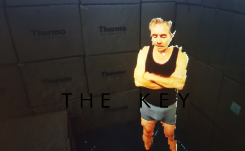 Elli Raynai's The Key HTC Vive Experience