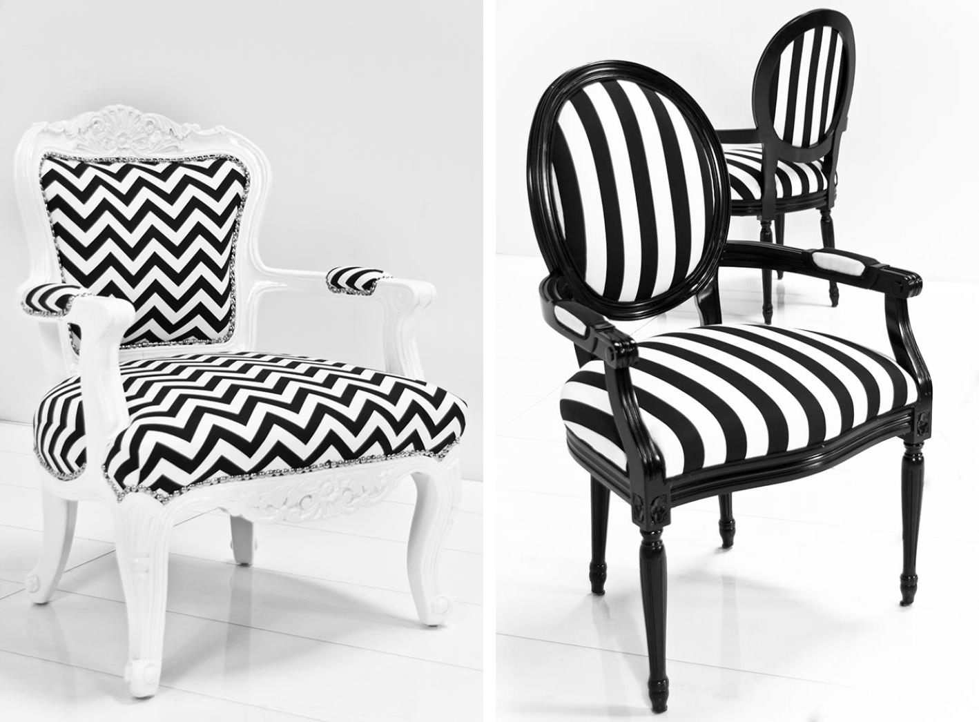 Black White Chair Color Crush Black White And Aqua Modshop Style Blog