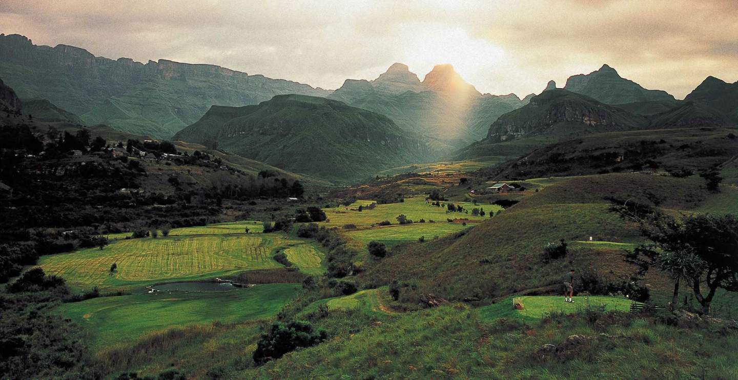 Cathedral Peak Hotel South Africa