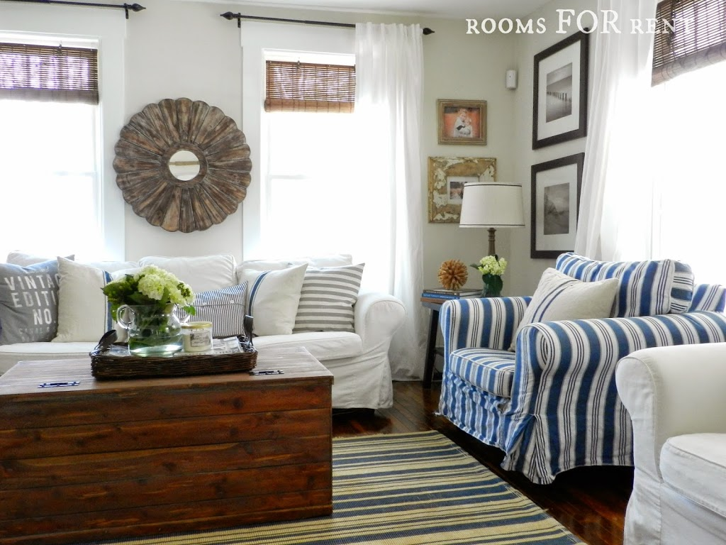 Paint colors in our house rooms for rent blog for Cottage living room colour schemes