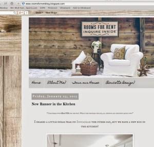 Blog Face Lift