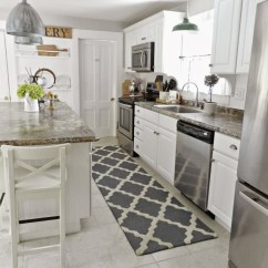 Kitchen Runner Hardware For Cabinets And Drawers New In The Rooms Rent Blog I Haven T Shared Much About From My Lately Primarily Because It S Always A Mess Love Island So Many Ways But Is First Thing To Be