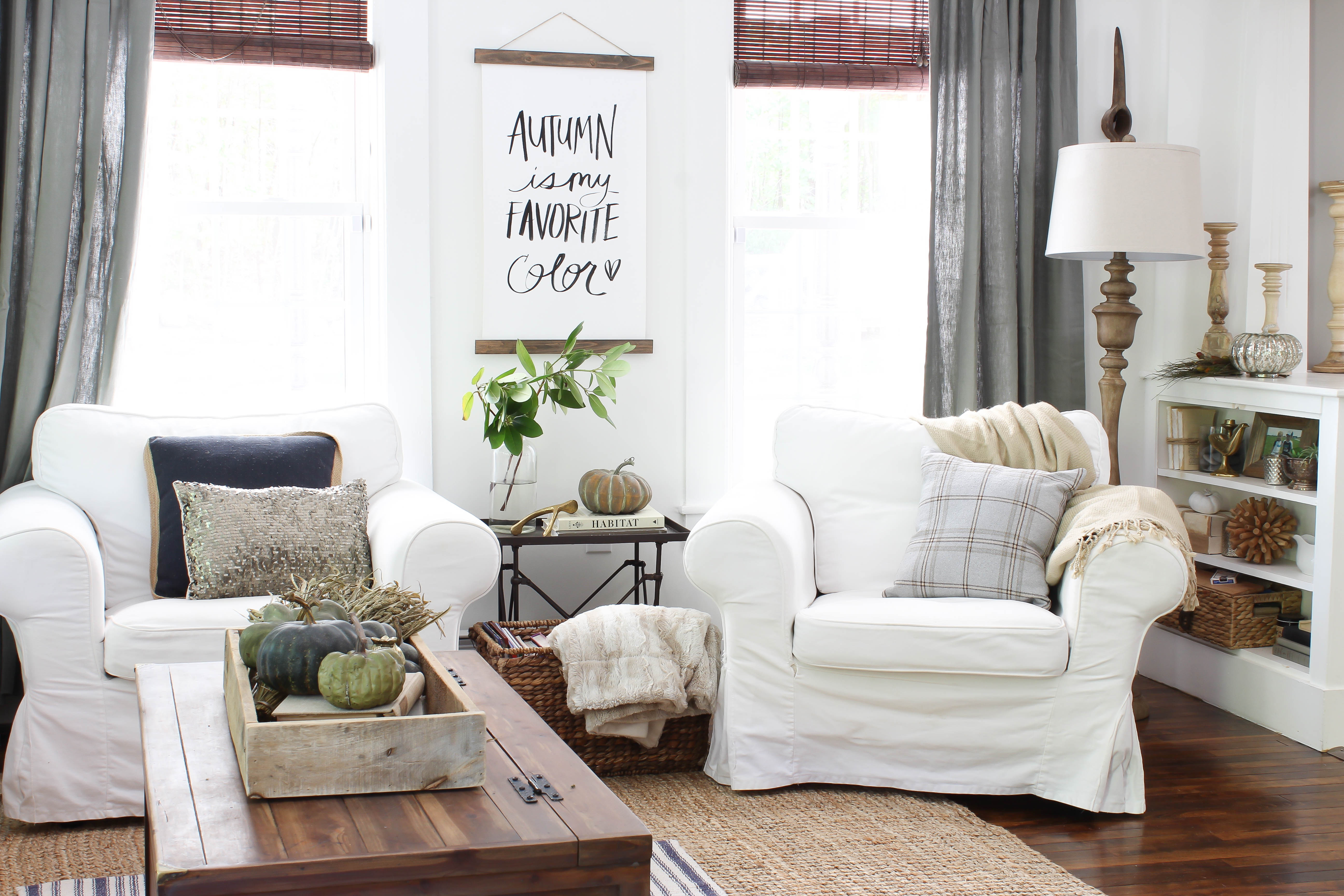 Fall Refresh | Rooms For Rent Blog