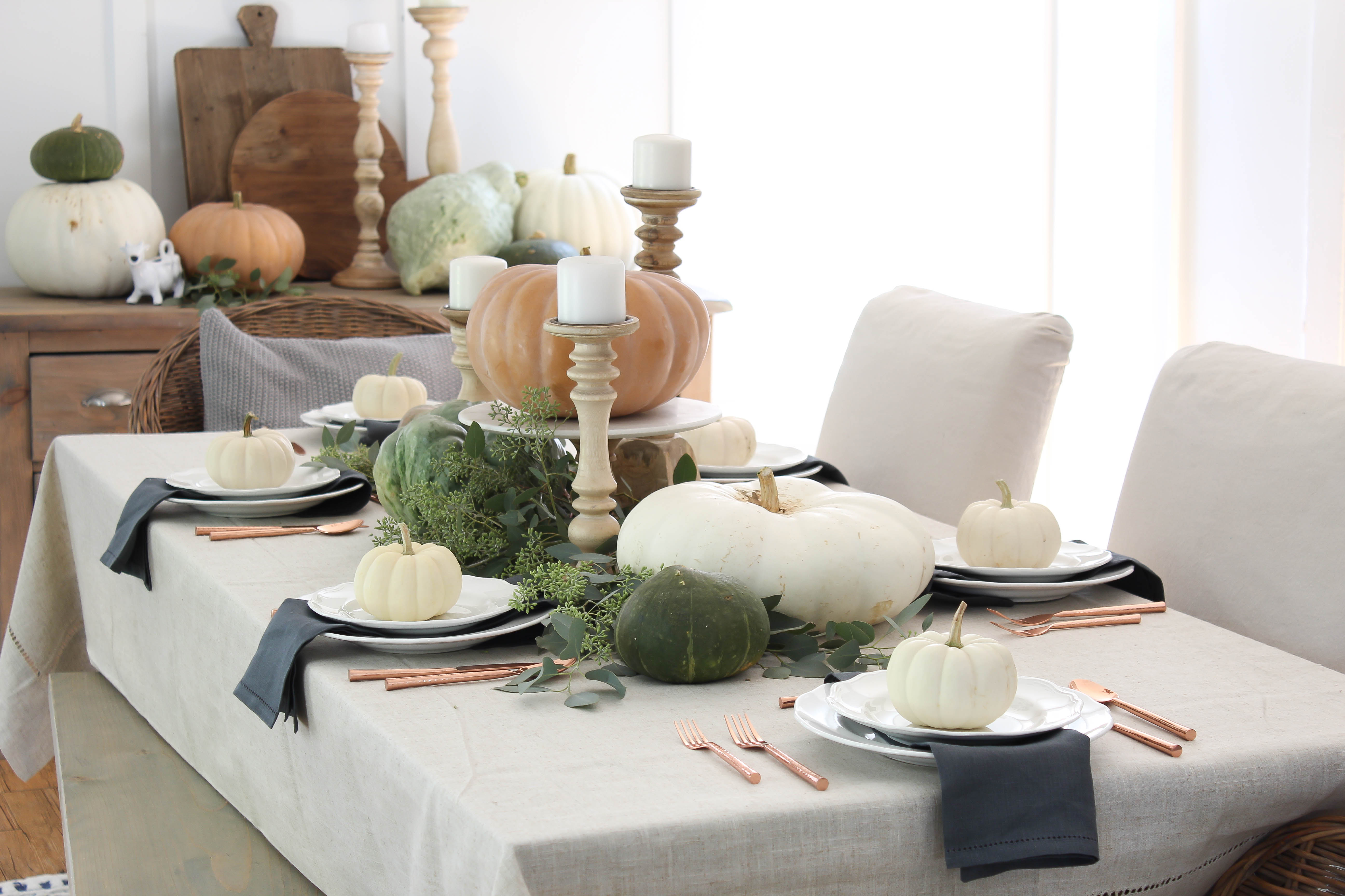 Fall Table | Rooms FOR Rent Blog