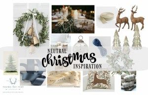 2016 Christmas Decor Inspiration
