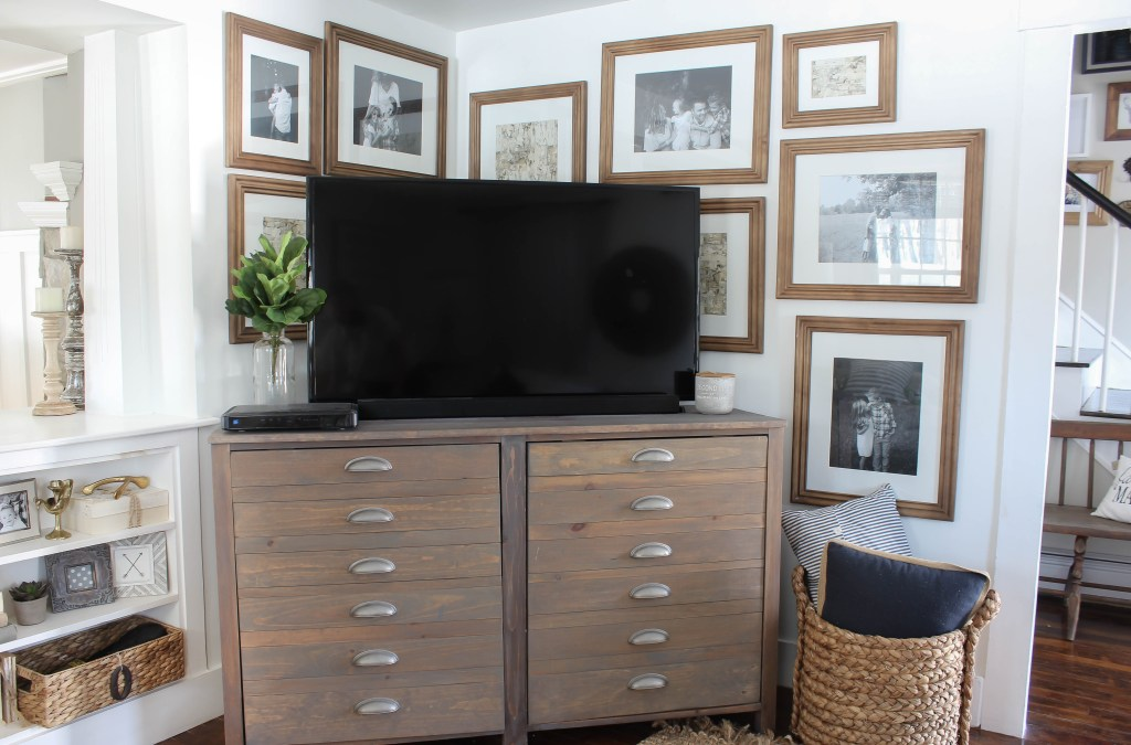 New Frames Around the TV | Rooms FOR Rent Blog