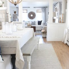 Neutral Rugs For Living Room Chaise Lounges Rug In The Dining Giveaway Rooms Rent Blog