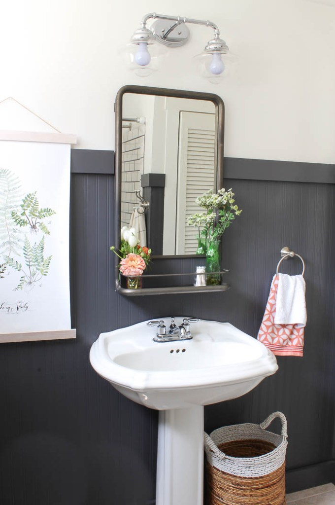 Bathroom Makeover Reveal | Rooms FOR Rent Blog