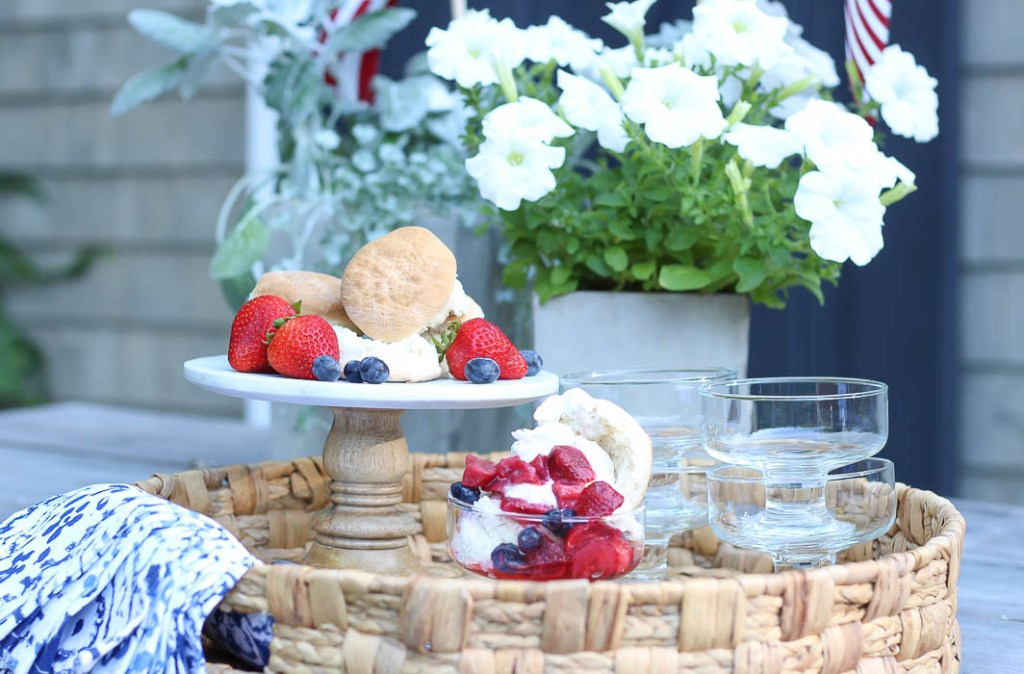 Patriotic Summer Dessert | Rooms FOR Rent Blog