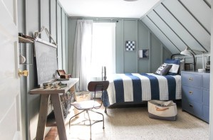 Boy Room Makeover Reveal