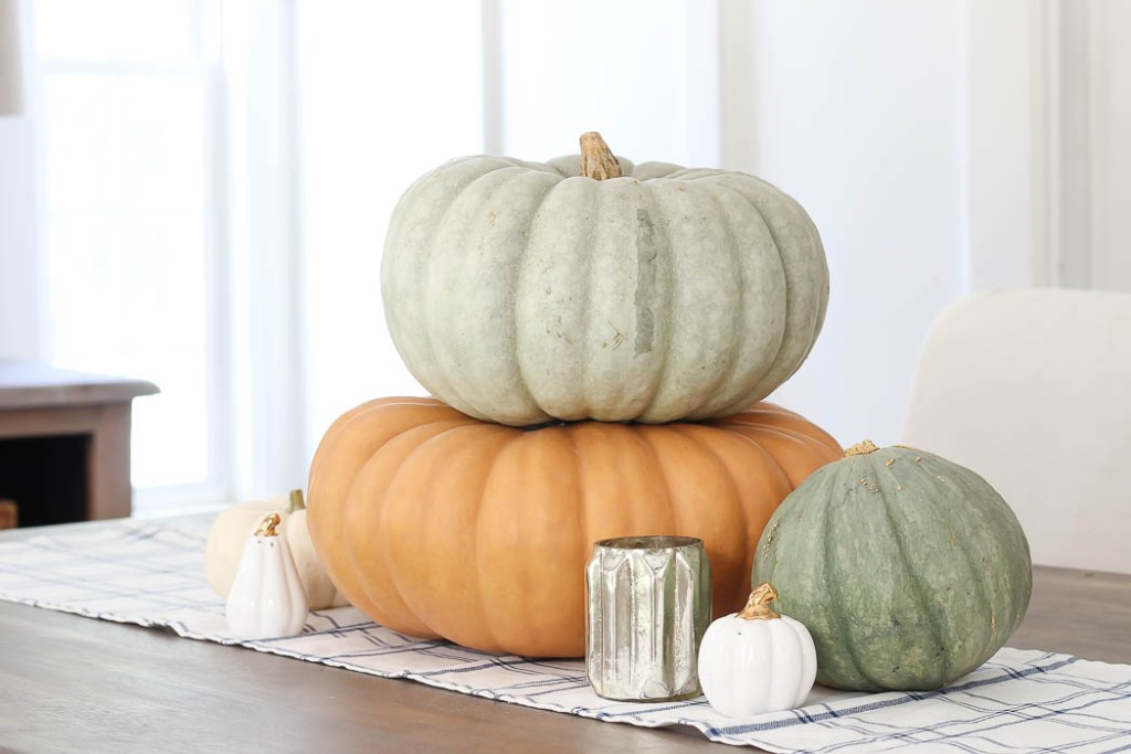 Simple Fall Centerpiece | Rooms FOR Rent Blog