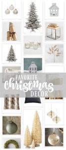 Christmas Decor Favorites
