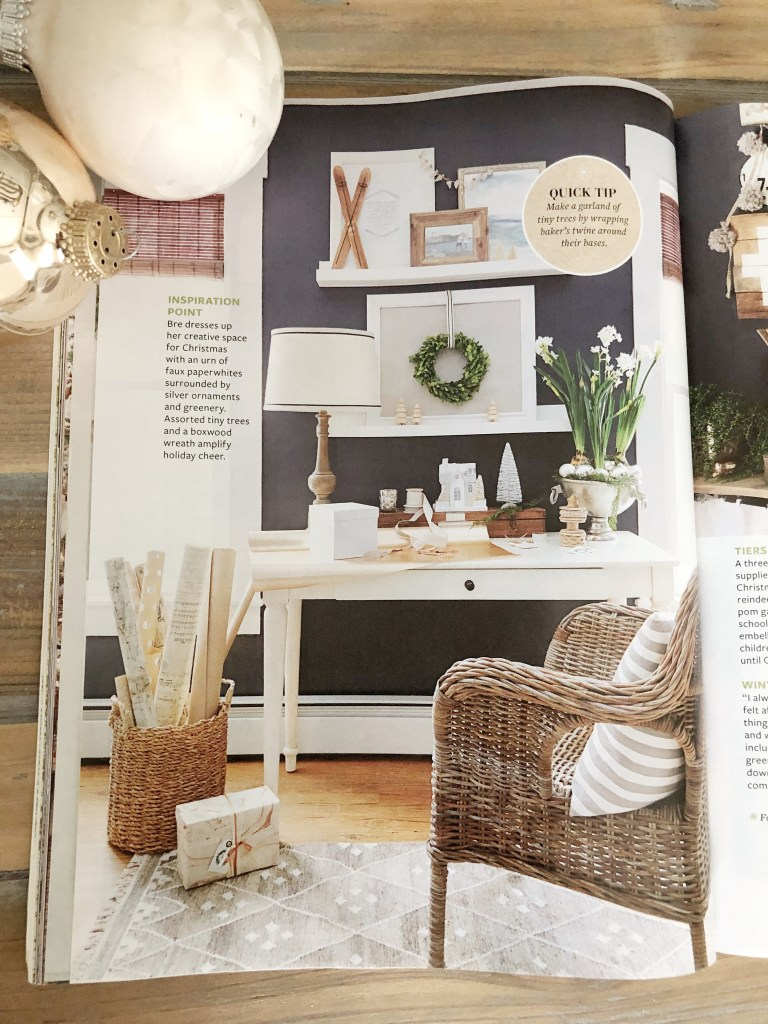 BH&G Christmas Magazine Feature   Rooms FOR Rent Blog