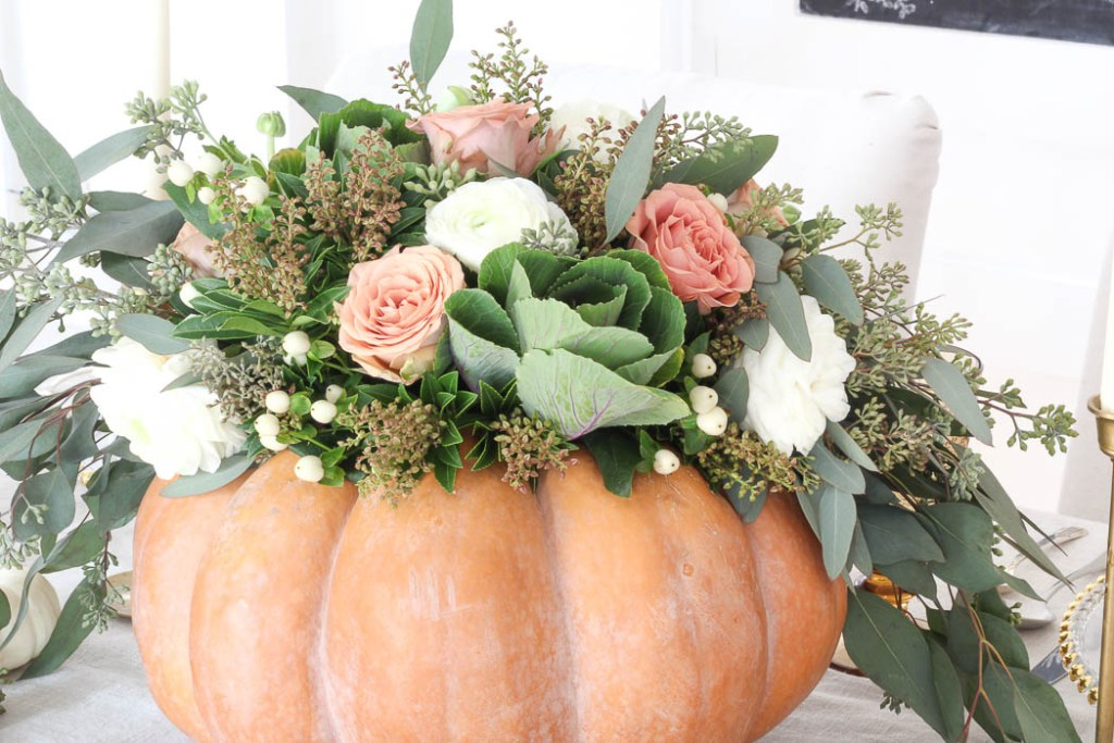 DIY Pumpkin Centerpiece | Rooms FOR Rent Blog