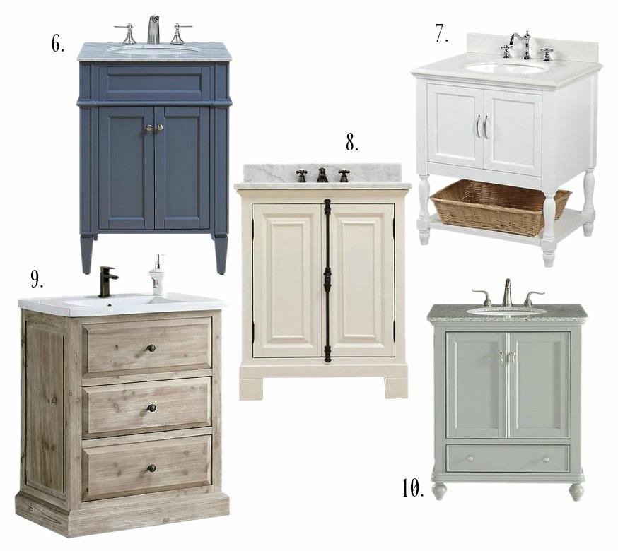 15 Furniture Single Vanities | Rooms FOR Rent Blog