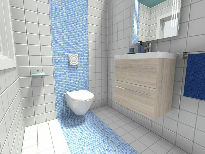 10 Small Bathroom Ideas That Work