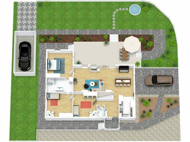 3D Site Plans