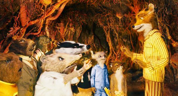 Fantastic Mr. Fox - Roald Dahl (1/2)