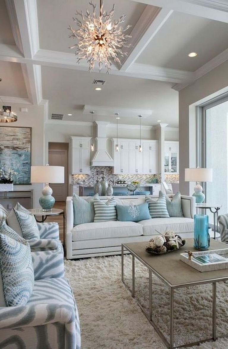 Here are five tips for choosing lighting for your living room. 35+ Stunning Open Living Room Design Ideas - Page 6 of 37