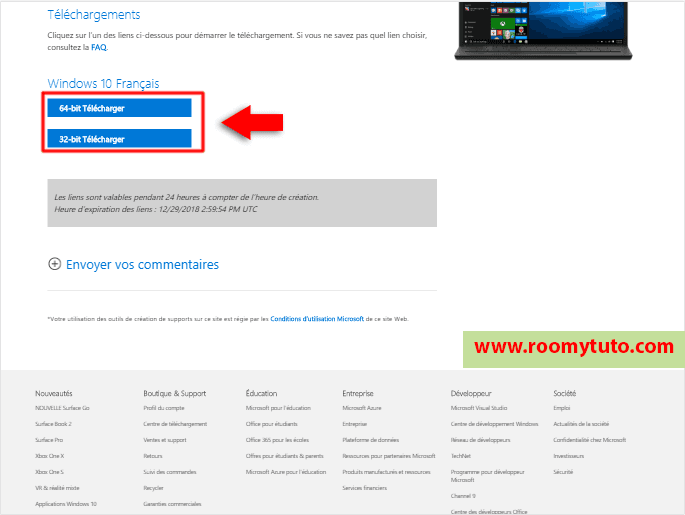 Windows 10 1089 build 17763.195 du 19 Décembre 2018 en ISO_5