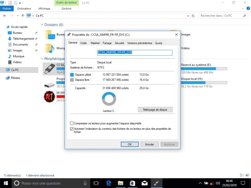 Windows To Go - Capture d'écran 2