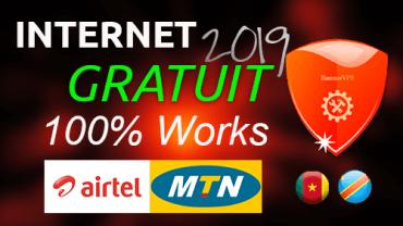 Internet gratuit avec Hammer VPN - RoomyTuto