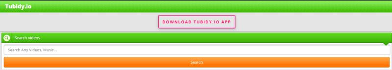 téléchargement musique tubidy