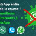 4 Meilleurs Alternatifs à Gbwhatsapp