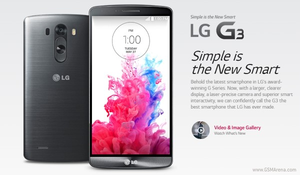 Lollipop Update for LG G3 (T-mobile) Can be Applied Now – Roonby