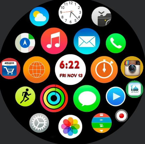 Iwatch by Alsafeer