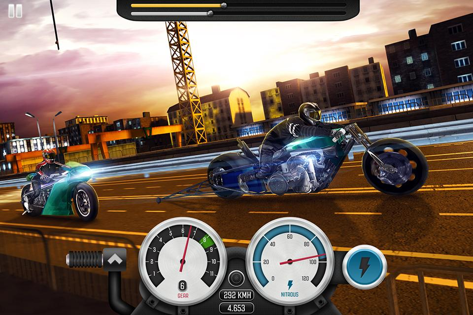 Drag Bike Racing games on Android: Tune Your Bike and