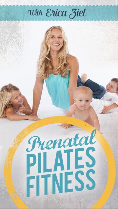 Prenatal Pilates with Erica Ziel