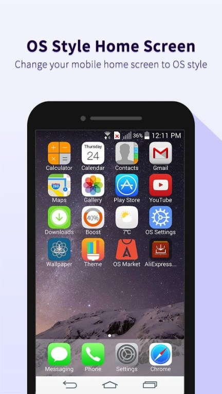 5 Best iPhone Launcher Apps for Android – You Wanted to