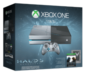 Microsoft Limited Edition Halo 5: Guardians Console Bundle