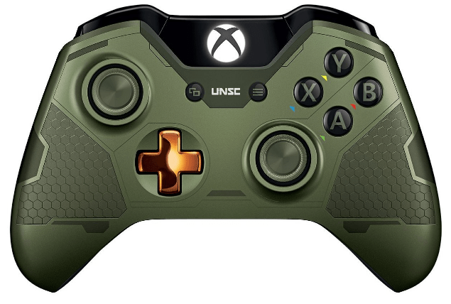 Microsoft Limited Edition Halo 5 Guardians Master Chief