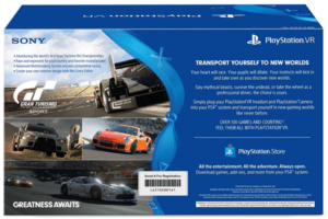 Sony PlayStation VR - GT Sport Bundle [Discontinued] image 1