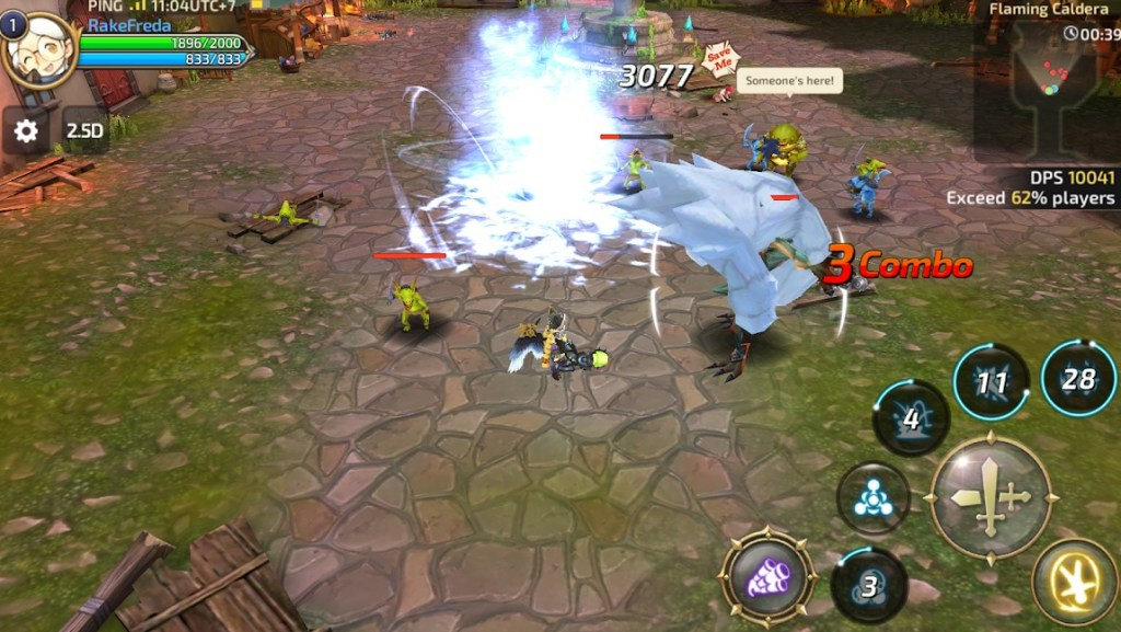 Dragon Nest M – The Most Anticipated Android MMORPG Game of