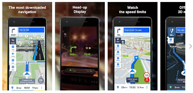 Best Free Offline GPS App for Android